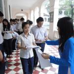 TP.HCM thi vào lớp 10 trong 2 ngày