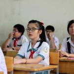 Điểm chuẩn tuyển sinh lớp 10 năm 2015