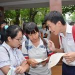Hải Phòng: Công bố cấu trúc đề thi vào lớp 10 năm 2014 môn Toán