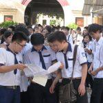Lịch thi vào lớp 10 tỉnh Cần Thơ