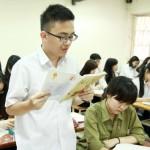 Môn thi thứ 3 vào lớp 10 tỉnh Thanh Hòa là Tiếng Anh