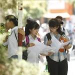 Những khác biệt trong kỳ thi tuyển sinh tại Hà Nội