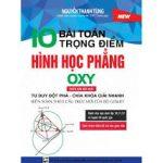 Cách giải nhanh bài tập Hình học phẳng Oxy trong đề thi THPT quốc gia