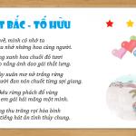Cảm nhận của em về nỗi nhớ qua 2 đoạn thơ Việt Bắc của Tố Hữu và Sóng của Xuân Quỳnh