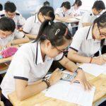 Đáp án đề thi môn Tiếng Anh vào lớp 10 tại Hồ Chí Minh năm 2016