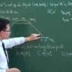 Video ôn thi THPT Hóa học: Phương pháp giải bài tập sử dụng đồ thị – hình thí nghiệm