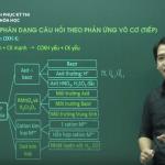 Video Ôn thi THPT Quốc Gia môn Hóa: Phân dạng câu hỏi theo các phản ứng vô cơ