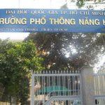 Điểm thi, điểm chuẩn lớp 10 THPT Năng khiếu TP.Hồ Chí Minh