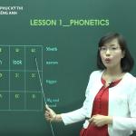 Video ôn thi THPT Quốc Gia môn tiếng Anh về các nguyên âm và phụ âm đặc biệt
