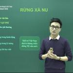 Video Ôn thi THPT Quốc Gia Môn Ngữ Văn bài giảng về Rừng Xà Nu