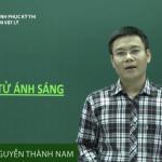 Video ôn thi THPT Quốc Gia môn Vật Lý bài giảng về Lượng Tử ánh sáng
