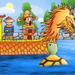 Kể ngắn gọn sự tích Hồ Gươm trong ngữ văn lớp 6
