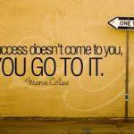 Đuổi theo đam mê, thành công sẽ đuổi theo bạn