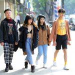 Vấn đề ăn mặc của giới trẻ hiện nay
