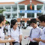 Đề thi môn toán vào lớp 10 thành phố Hồ Chí Minh năm học 2017-2018 có đáp án