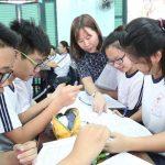 Đáp án+ Đề thi môn tiếng Anh vào lớp 10 chuyên Vĩnh Phúc
