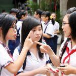 Đề thi môn toán vào lớp 10 chuyên thành phố Hà Nội năm 2017 có lời giải chi tiết