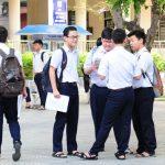 Đáp án+Đề thi tuyển sinh vào lớp 10 môn Toán tỉnh Hà Tĩnh năm 2017