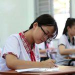 Đáp án+Đề thi thử thpt Quốc Gia môn Sinh chuyên Đại Học Vinh lần 1 2017