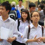 Đề thi vào lớp 10 môn tiếng Anh thành phố Hồ Chí Minh năm 2017 có đáp án