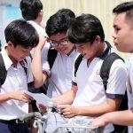Đề thi vào lớp 10 môn toán thành phố Hà Nội năm 2017-có đáp án