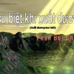 """Phân tích bài thơ """"Lưu biệt khi xuất dương"""" của Phan Bội Châu- Văn học 11 – Tuyển tập những bài văn hay"""