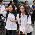 Đáp án + Đề thi vào lớp 10 môn tiếng Anh vào chuyên Nguyễn Huệ-Hà Nội năm 2017-2018
