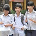 Đáp án + Đề thi vào lớp 10 môn Toán tỉnh Quảng Ninh năm học 2017-2018