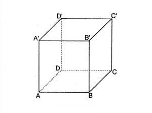 Ví du về công thức tính diện tích đáy, diện tích xung quanh, diện tích toàn phần và thể tích của hình lập phương.
