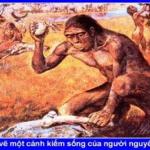 Bài 13: Việt Nam thời nguyên thủy – Ôn thi lịch sử lớp 10 – Bài tập trắc nghiệm có đáp án