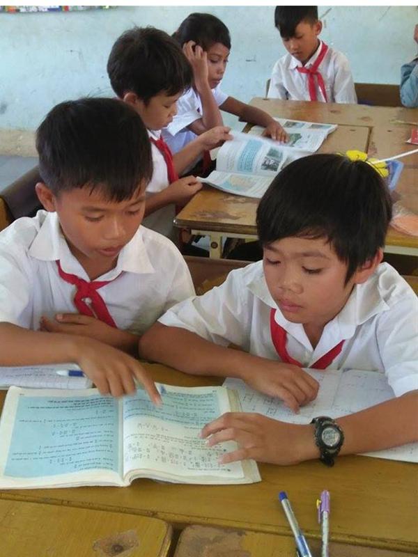 Văn kể chuyện - Kể về một tấm gương tốt trong học tập hay trong việc giúp đỡ bạn bè mà em biết
