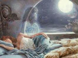 Em hãy kể lại một giấc mơ, trong đó em được gặp lại người thân đã xa cách lâu ngày