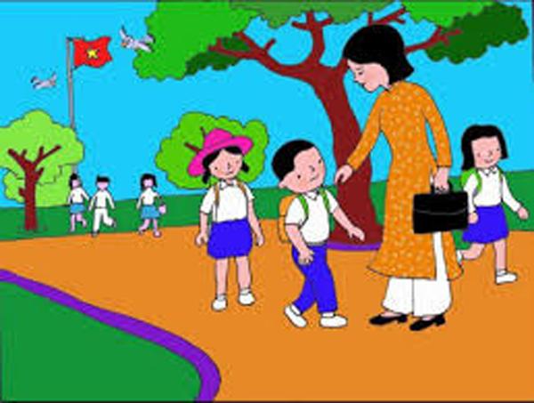 Văn tự sự lớp 8 - Em hãy kể lại kỉ niệm sâu sắc về ngày đầu tiên đi học