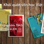 Khuynh hướng sử thi và cảm hứng lãng mạn trong nền văn học 1945-1975