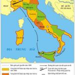 Bài 33: Hoàn thành cách mạng tư sản ở châu Âu và Mĩ giữa thế kỉ XIX – Ôn thi lịch sử lớp 10 – Bài tập trắc nghiệm có đáp án