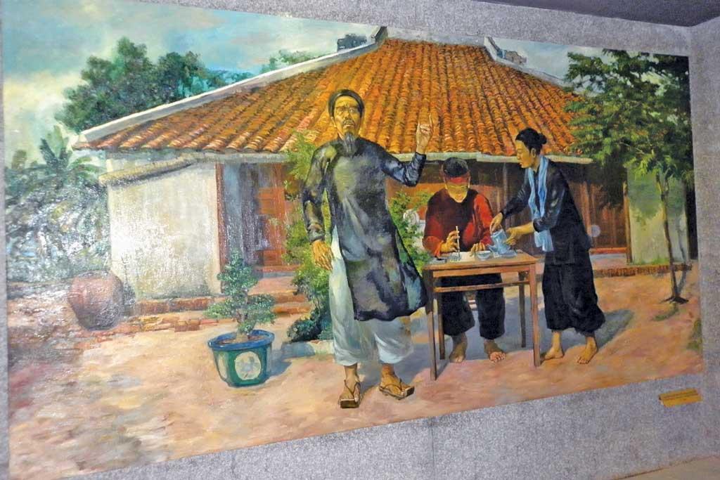 Bài mẫu: Nguyễn Đình Chiểu, ngôi sao sáng trong văn nghệ của dân tộc