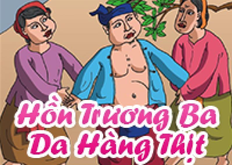 """Phân tích bi kịch của Trương Ba trong tác phẩm """"Hồn trương ba,da hàng thịt""""-Lưu Quang Vũ."""
