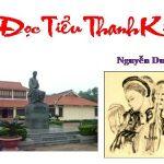 Phân tích bài thơ Đọc Tiểu Thanh kí- Nguyễn Du