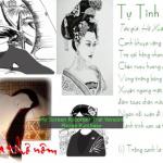 """Phân tích bài thơ """"Tự tình"""" của Hồ Xuân Hương"""