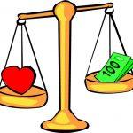 Nghị luận xã hội: Sự ham muốn vô độ về tiền bạc sẽ đẩy con người vào chỗ sa đọa về tâm hồn