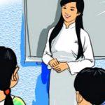 Tả hoạt động đang giảng bài cô giáo (thầy giáo) trong một tiết học mà em nhớ nhất.