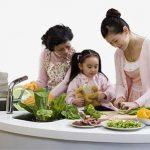 Bài văn mẫu lớp 5: Tả mẹ đang nấu cơm