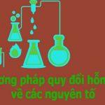Hóa học: Phương pháp quy đổi hỗn hợp về các nguyên tố