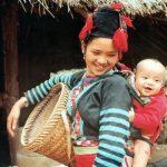 Cảm nhận của em về bài thơ Khúc hát ru những em bé lớn trên lưng mẹ của Nguyễn Khoa Điềm.